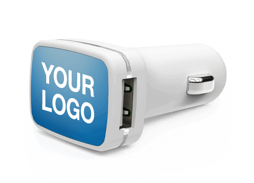 Vista - Promotional Car Charger
