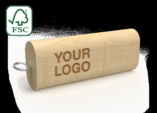 Nature - Branded USB