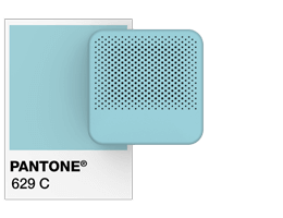 """Pantone&#174; References Bluetooth<sup style=""""font-size: 75%;"""">®</sup> Speaker"""