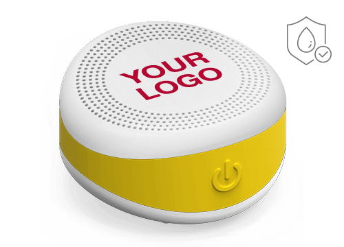 Aqua - Printed Bluetooth Speakers