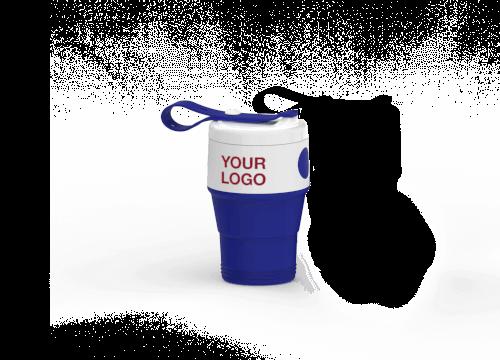 Cafe - Branded Travel Mugs