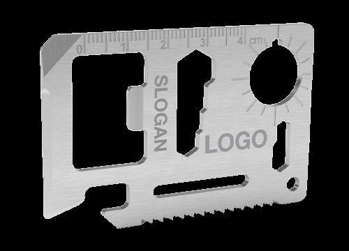 Kit - Branded Credit Card Multi Tool