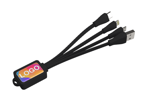 Multi - Promotional USB Cable Bundles