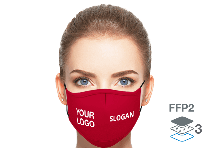 Sky Xtra - Custom Face Mask with Integrated Filter