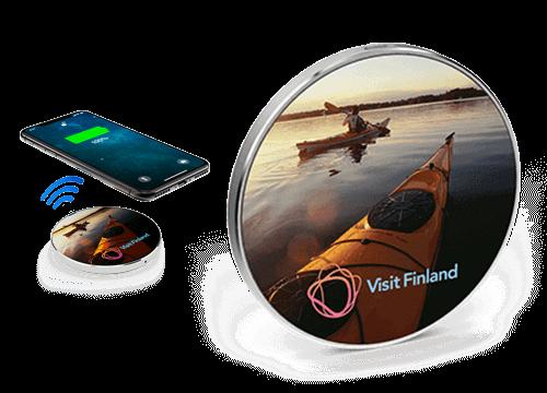 Cirque - Bulk Wireless Charging Phone Pads