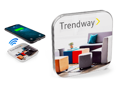 Edge - Customised Wireless Charger