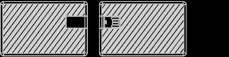 USB Card Screen Printing