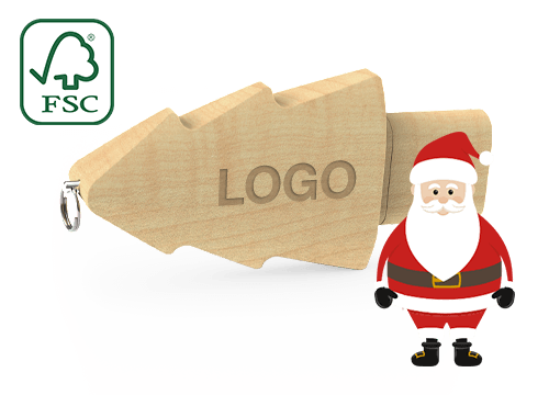 Christmas - Promotional USB