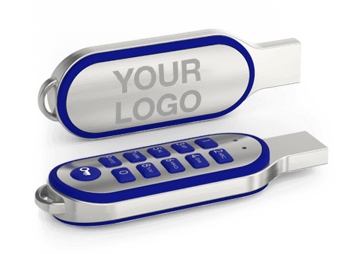 Code - Branded Encrypted USB Sticks