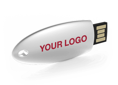 Ellipse - Logo USB Drives
