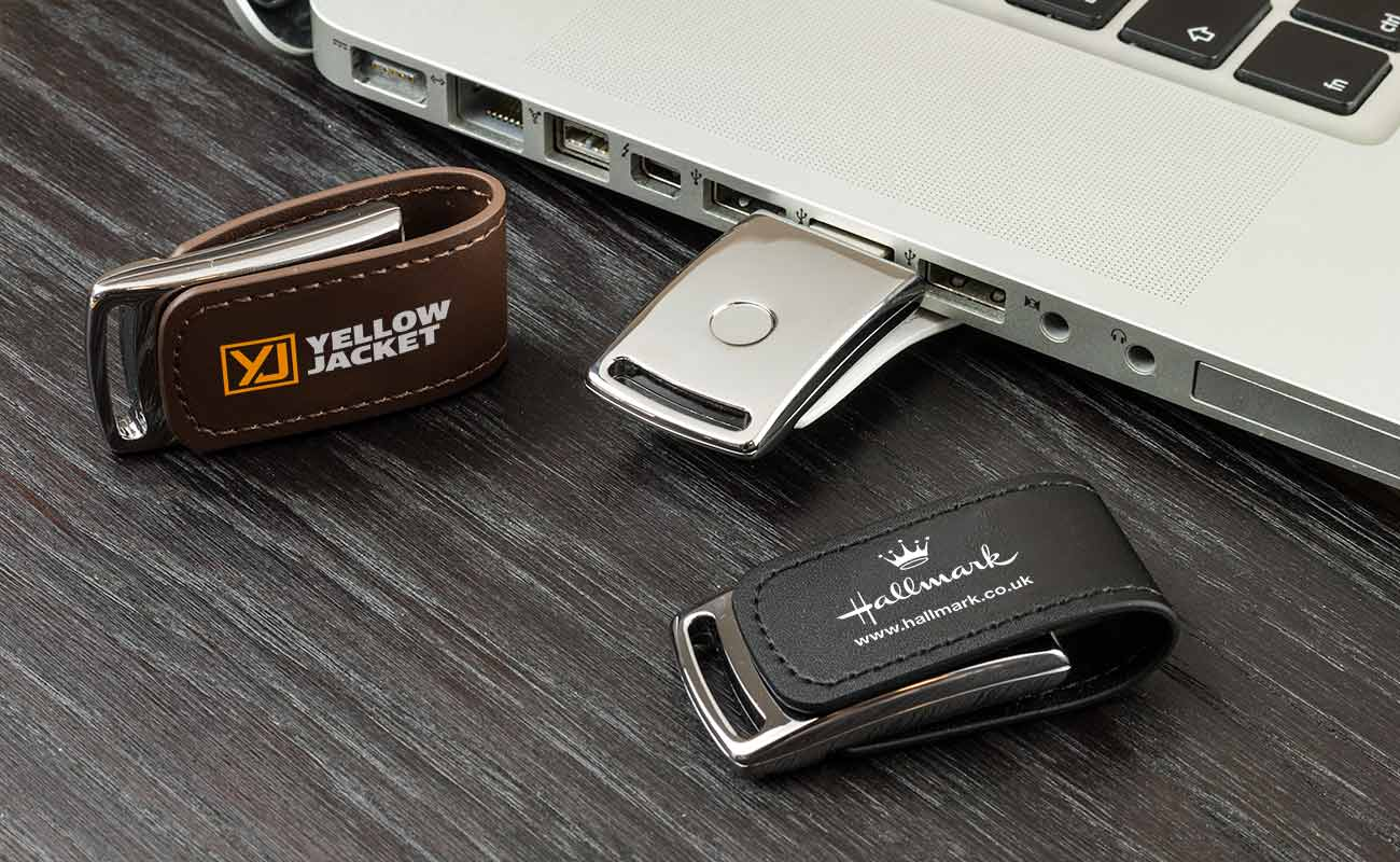 Executive - Leather USB