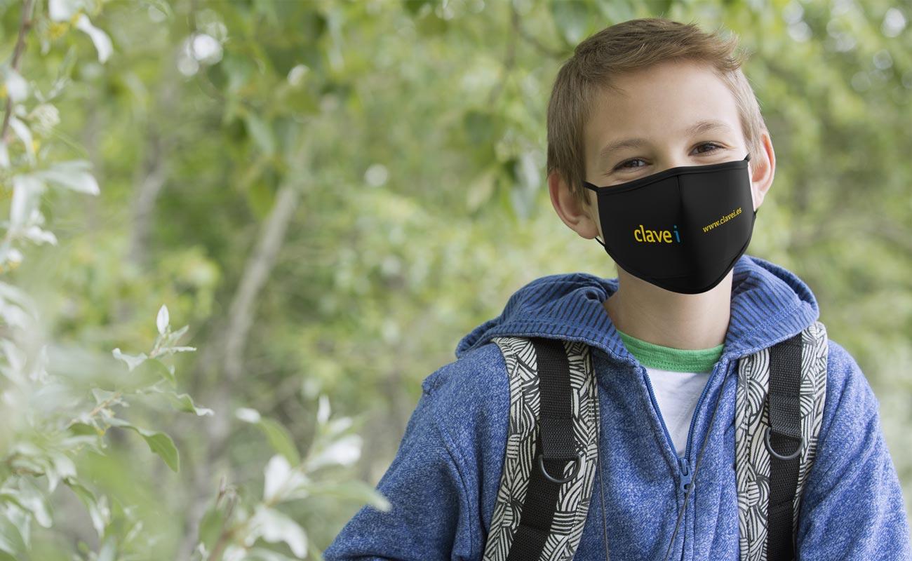 Junior - Custom Facemask