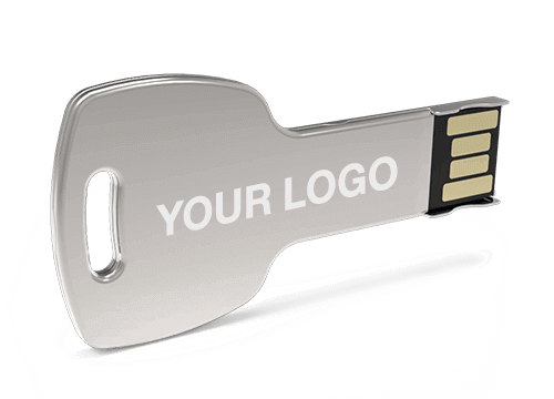 Key - Logo USB Drives