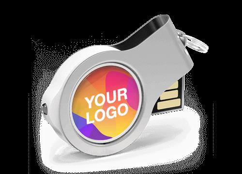Light - Custom USB Flash Drives