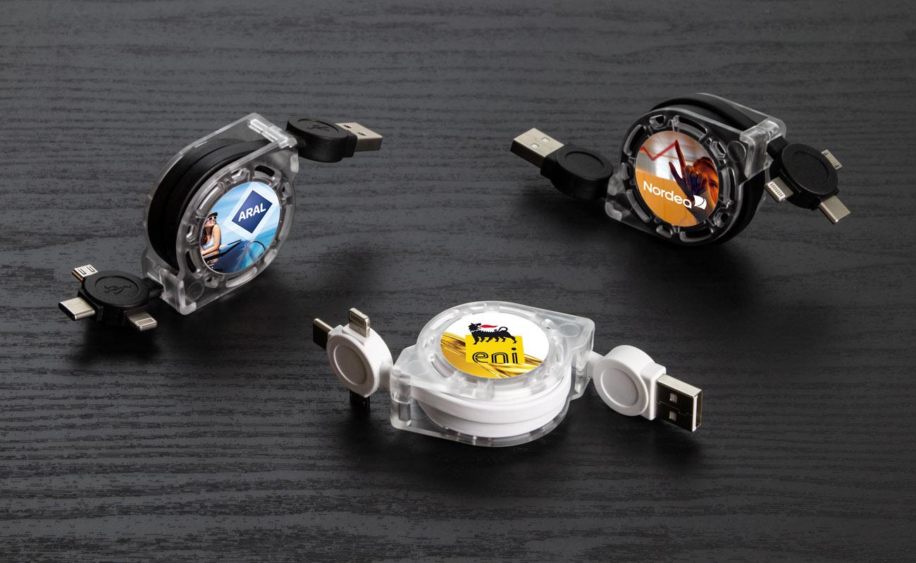 Motion - Promotional USB Cable Bundles