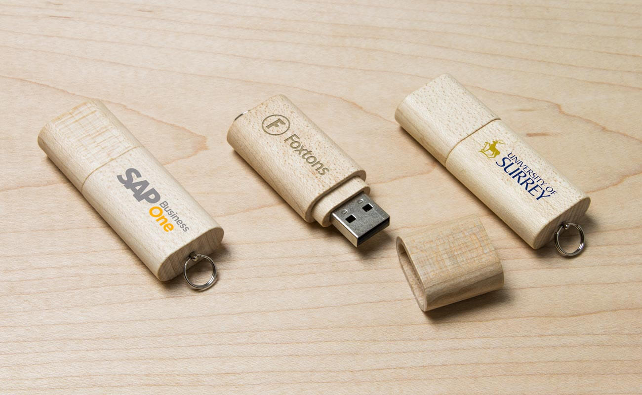 Nature - Wooden USB