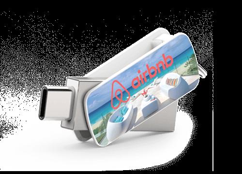 Orbit - Personalised USB Sticks
