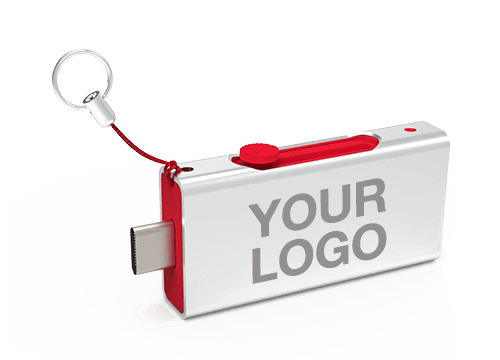 Slide - Logo USB Drives
