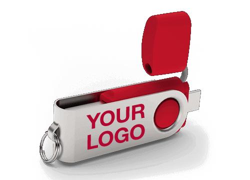 Twister Go - Logo USB Drives