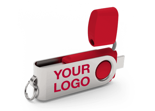 Twister Go - Logo USB Drives